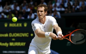 Andy Murray Widescreen