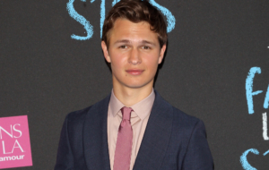 Ansel Elgort HD Background
