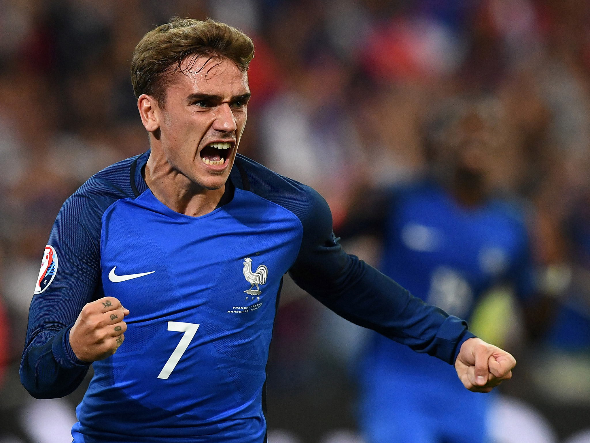Antoine griezmann hd wallpapers - Antoine griezmann ...