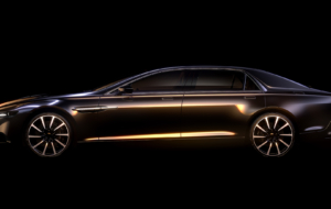 Aston Martin Lagonda 2017 Photos