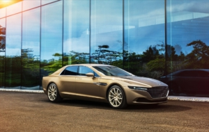 Aston Martin Lagonda 2017 Wallpapers