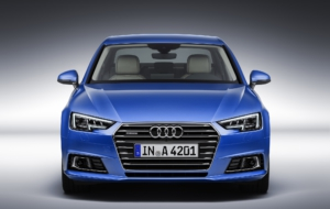 Audi A4 2017 HD Wallpaper