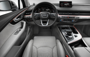 Audi A6 2017 For Desktop