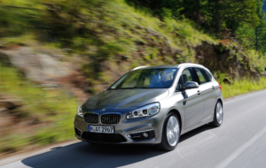 BMW 2 Series Active Tourer 2017 Computer Wallpaper