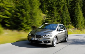BMW 2 Series Active Tourer 2017 HD Desktop