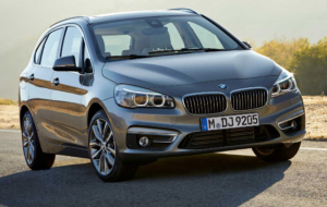 BMW 2 Series Active Tourer 2017 HD Wallpaper