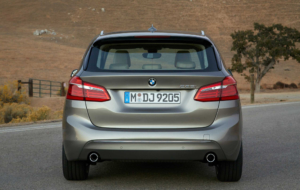 BMW 2 Series Active Tourer 2017 High Definition Wallpapers