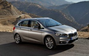 BMW 2 Series Active Tourer 2017 Photos
