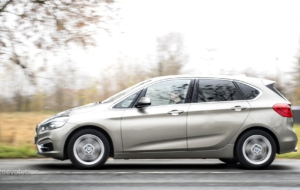 BMW 2 Series Active Tourer 2017 Wallpapers