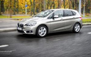 BMW 2 Series Active Tourer 2017 Wallpapers HD