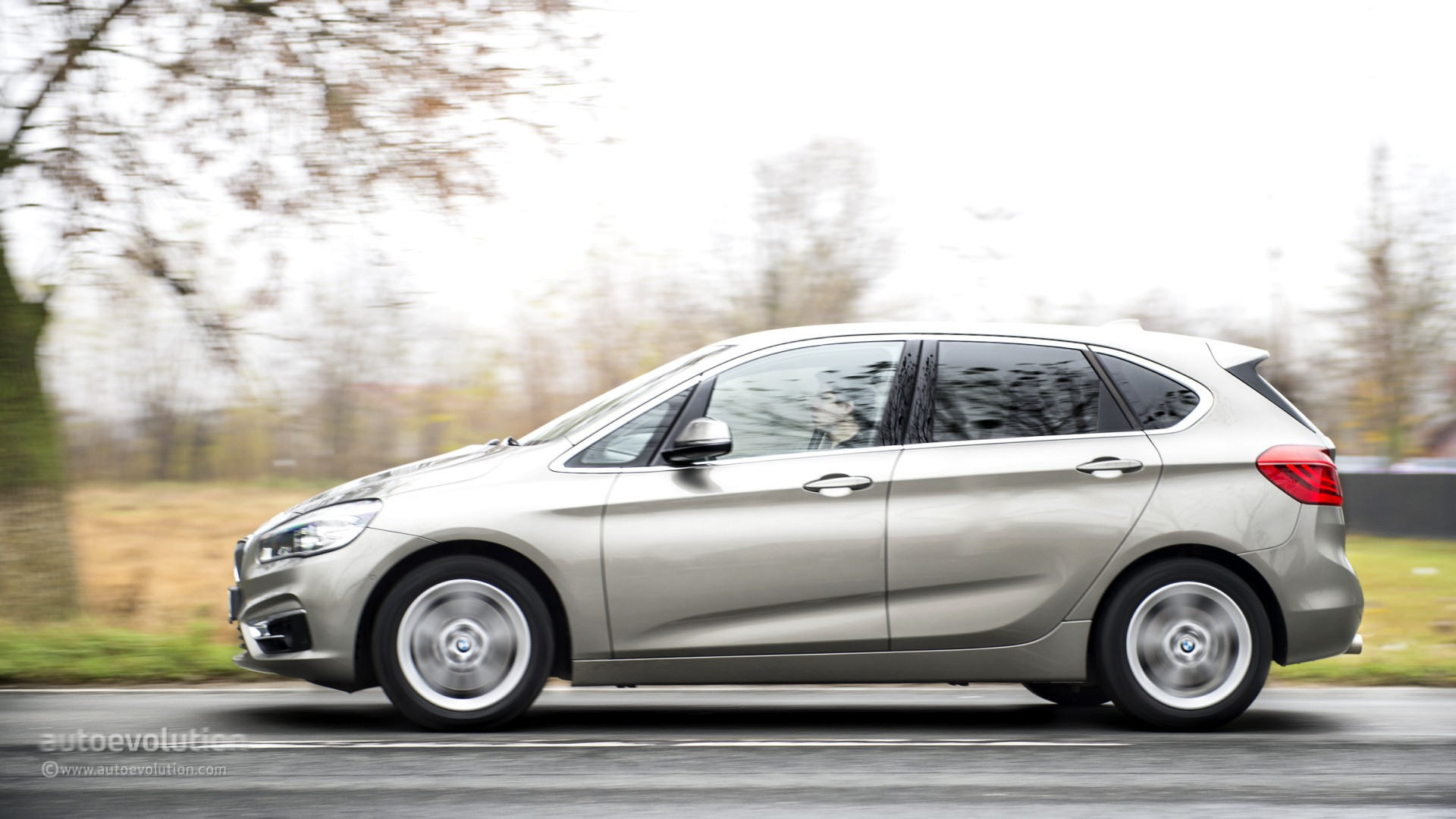 BMW 2-series Active Tourer 2017