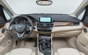 BMW 2 Series Active Tourer 2017 Widescreen