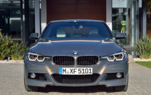 BMW 3 Series Touring 2017 4K