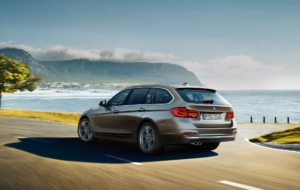 BMW 3 Series Touring 2017 Desktop