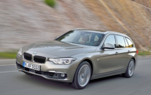 BMW 3 Series Touring 2017 HD