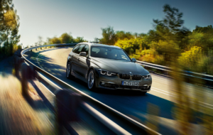 BMW 3 Series Touring 2017 HD Wallpaper