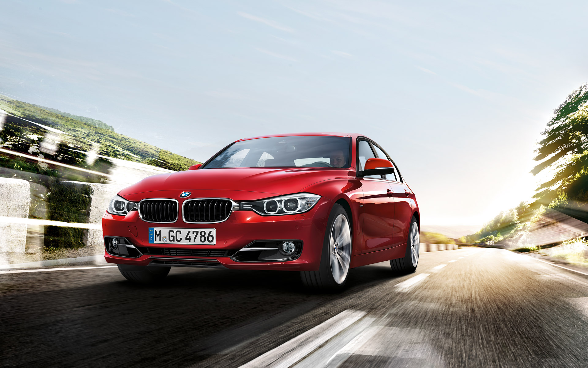 BMW 3-series Touring 2017 HD Wallpapers