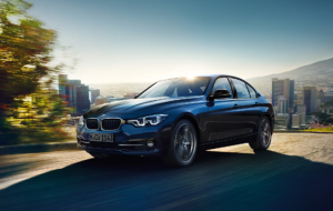 BMW 3 Series Touring 2017 Images