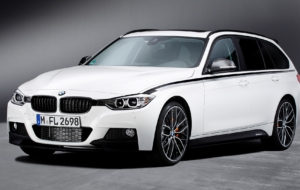 BMW 3 Series Touring 2017 Photos