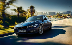 BMW 3 Series Touring 2017 Wallpaper