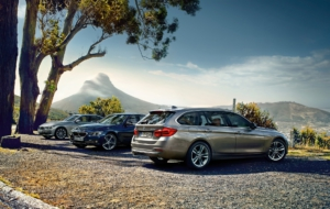 BMW 3 Series Touring 2017 Widescreen