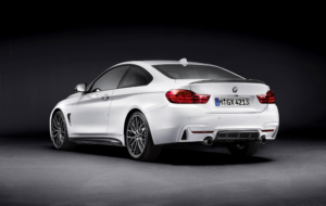 BMW 4 Series Background