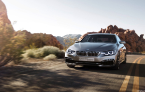 BMW 4 Series Photos