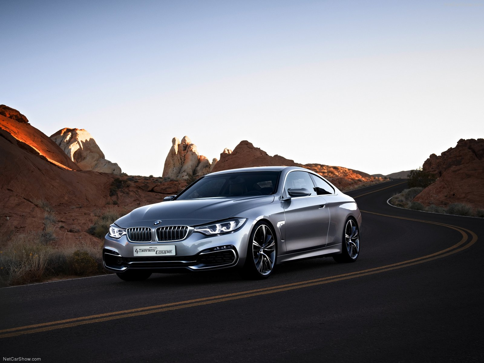 BMW 4-series HD Wallpapers