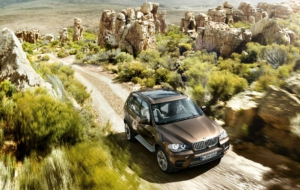 BMW I5 SUV 2017 HD Wallpaper