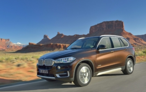 BMW I5 SUV 2017 High Definition