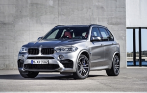 BMW I5 SUV 2017 Pictures