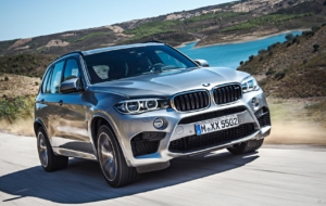 BMW I5 SUV 2017 Wallpaper