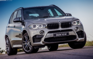 BMW I5 SUV 2017 Widescreen