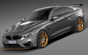 BMW M4 GTS 2017 HD Wallpaper