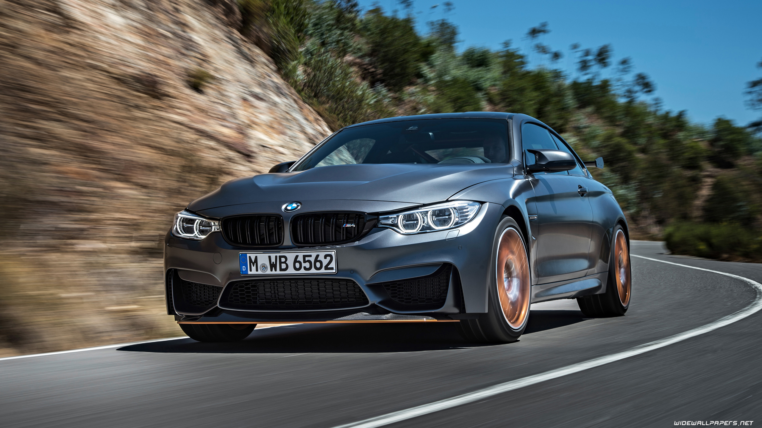 BMW M4 GTS 2017 HD Wallpapers