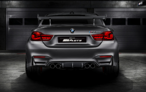 BMW M4 GTS 2017 Widescreen