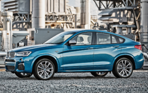 BMW X4 2017 High Definition Wallpapers