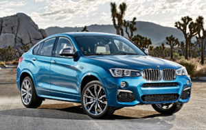 BMW X4 2017 Images