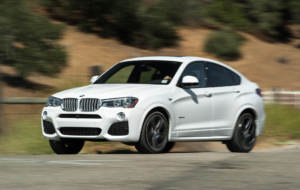 BMW X4 2017 Photos