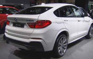 BMW X4 2017 Wallpaper