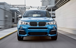 BMW X4 2017 Wallpapers