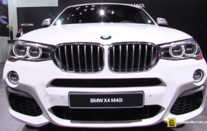 BMW X4 2017 Wallpapers HD