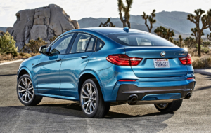 BMW X4 2017 Widescreen