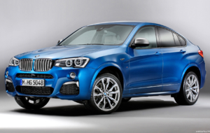 BMW X4 2017 For Desktop