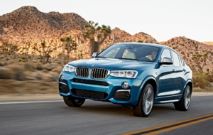BMW X4 2017 Full HD