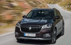 Borgward BX7 Suv Computer Wallpaper