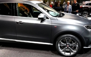 Borgward BX7 Suv HD
