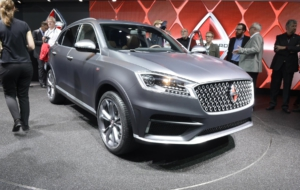 Borgward BX7 Suv HD Wallpaper
