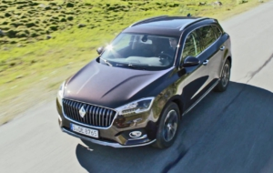 Borgward BX7 Suv Photos