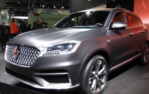 Borgward BX7 Suv Pictures
